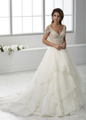15676S, Christina Wu Brides