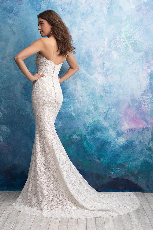 9566, Allure Bridals