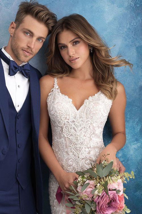 9575, Allure Bridals