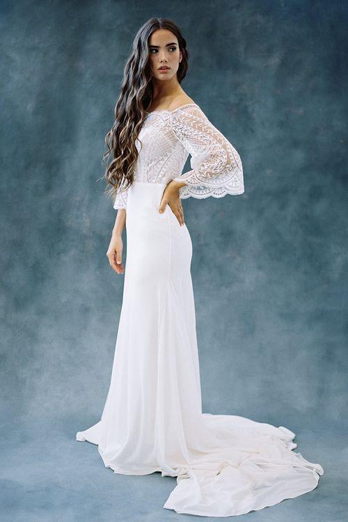 Violet, Wilderly Bride