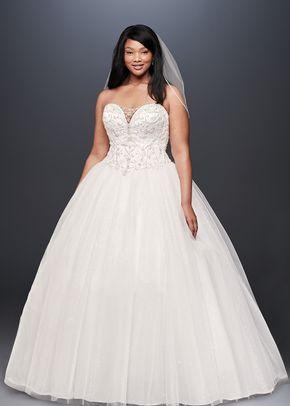 David's Bridal Collection Style 9V3849, David's Bridal