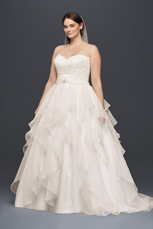 David's Bridal Collection Style 9WG3830, David's Bridal