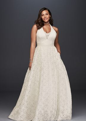Galina Style 9WG3844, David's Bridal