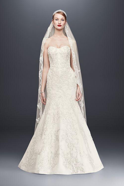 Oleg Cassini Style CWG594, David's Bridal