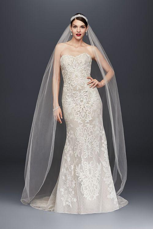 Oleg Cassini Style CWG738, David's Bridal