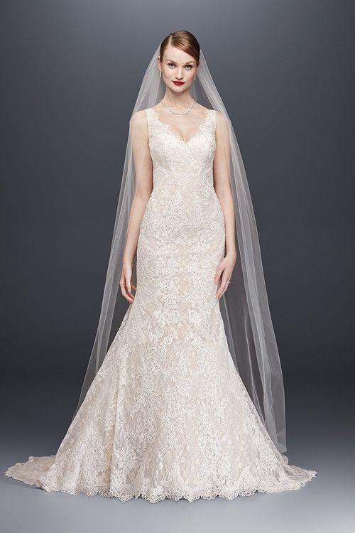 Oleg Cassini Style CWG747, David's Bridal