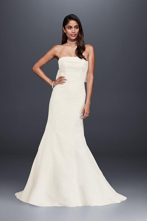 David's Bridal WG3878, David's Bridal