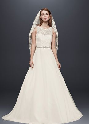 David's Bridal Collection Style WG3711, David's Bridal