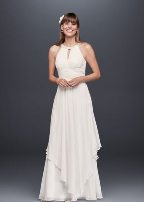 David's Bridal Collection Style EJ4M6307, David's Bridal