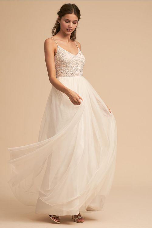 BHLDN Violetta Dress, BHLDN