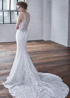 Cayenne, Badgley Mischka Bride