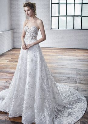 Charlene, Badgley Mischka Bride