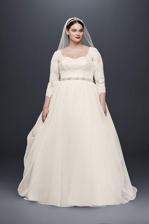 Oleg Cassini Style 8CWG731, David's Bridal