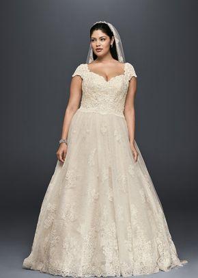 Oleg Cassini Style 8CWG768, David's Bridal