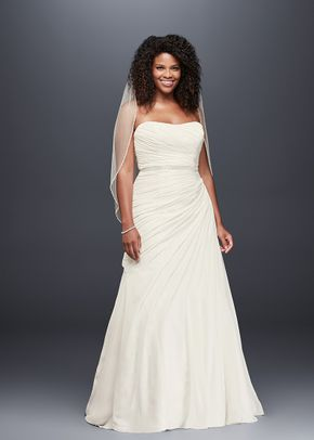 David's Bridal Collection Style 9V3540, David's Bridal