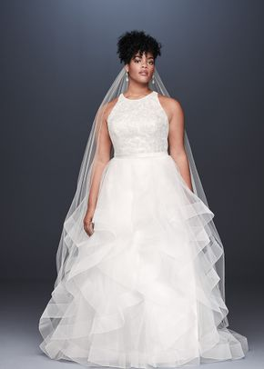 David's Bridal Style 9V3901, David's Bridal