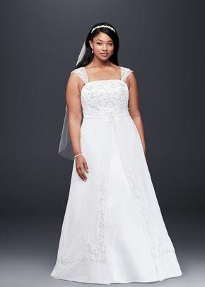 David's Bridal Collection Style 9V9010, David's Bridal
