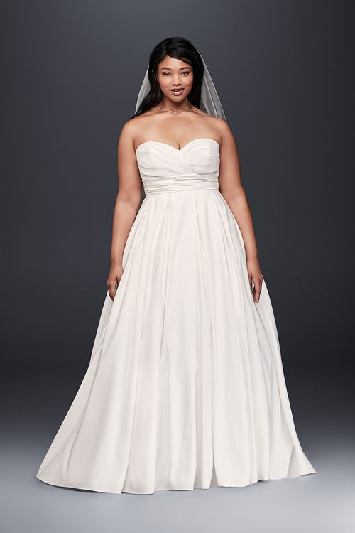 David's Bridal Collection Style 9WG3707, David's Bridal