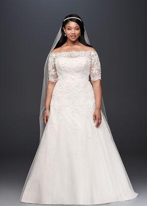 Jewel Style 9WG3734, David's Bridal