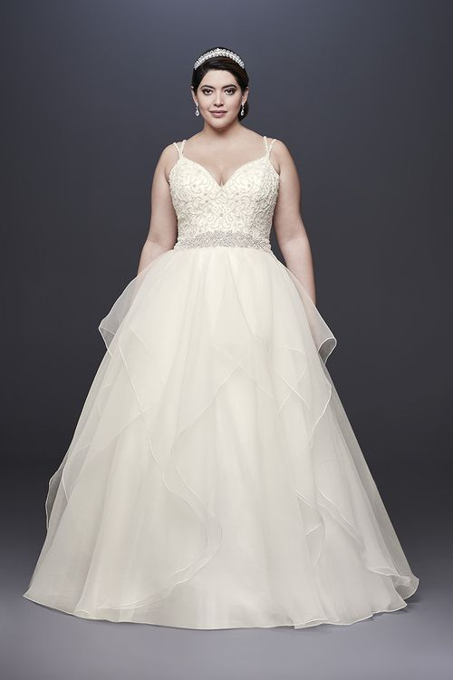 David's Bridal Style 9WG3903, David's Bridal