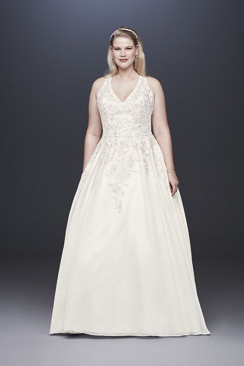 David's Bridal Style 9WG3936, David's Bridal
