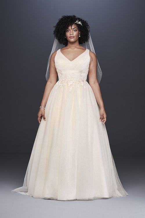 David's Bridal Style 9WG3930, David's Bridal