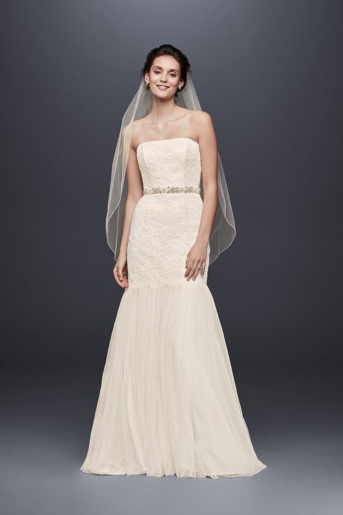 Galina Style KP3765, David's Bridal