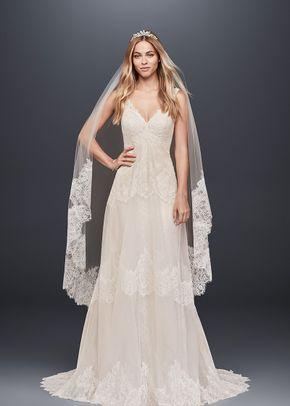 David's Bridal Style MS251189, David's Bridal