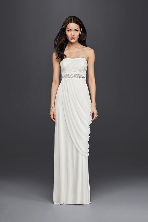 David's Bridal Style SDWG0417, David's Bridal