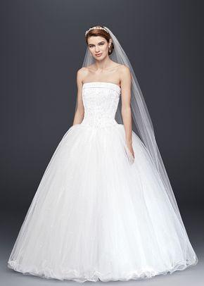 David's Bridal Collection Style NT8017, David's Bridal