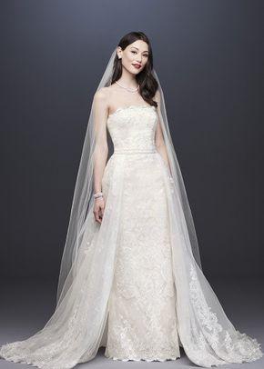 Oleg Cassini Style CWG816, David's Bridal
