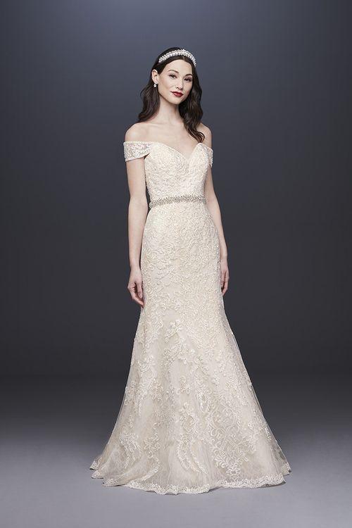Oleg Cassini Style CWG808, David's Bridal