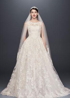 Oleg Cassini Style CWG780, David's Bridal