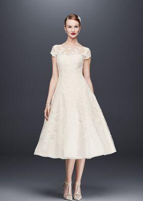 Oleg Cassini Style CMK513, David's Bridal
