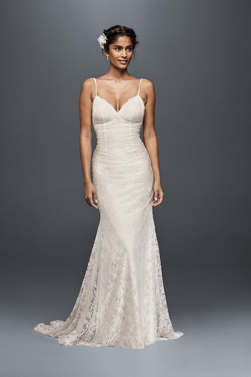 Galina Style WG3827, David's Bridal