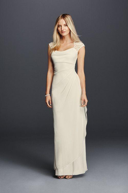 David's Bridal Collection Style XS3450, David's Bridal
