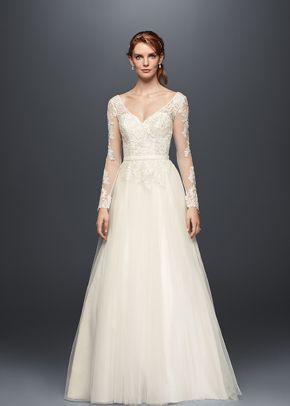 David's Bridal Collection Style WG3831, David's Bridal