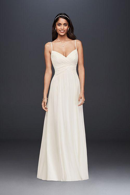David's Bridal Collection Style WG3856, David's Bridal