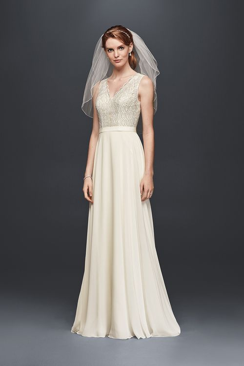 David's Bridal Style WG3835, David's Bridal