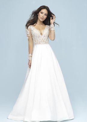 9614, Allure Bridals