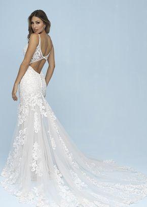 9615, Allure Bridals