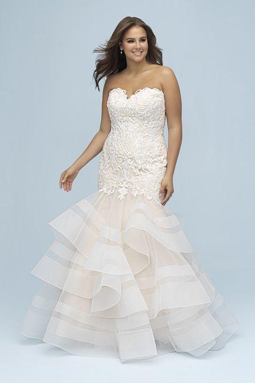 W444, Allure Bridals