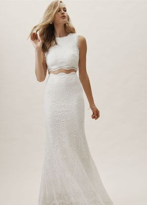 BHLDN Campbell Top & Campbell Skirt, BHLDN