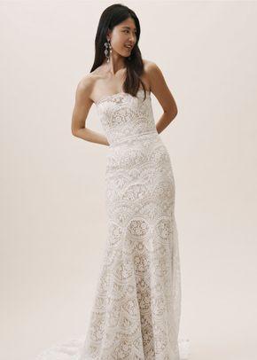 BHLDN Felton Gown, BHLDN