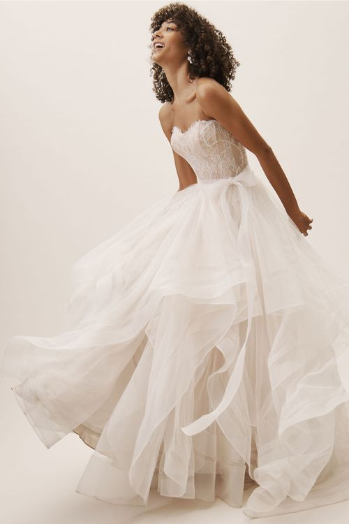 BHLDN Girard Corset Top & Effie Skirt, BHLDN