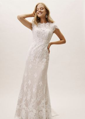 BHLDN Sandrine Gown, BHLDN