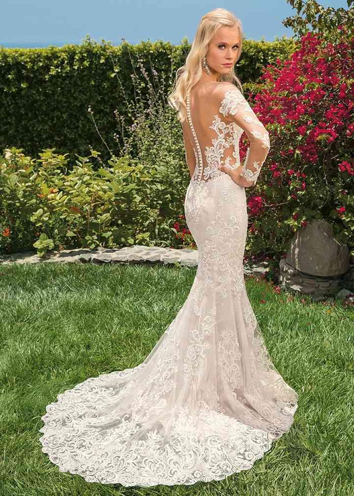 2356 Madelyn, Casablanca Bridal