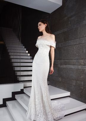 Coral, Tony Ward for Kleinfeld