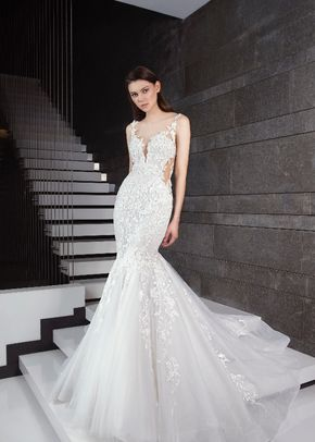 SanciaXS, Tony Ward for Kleinfeld