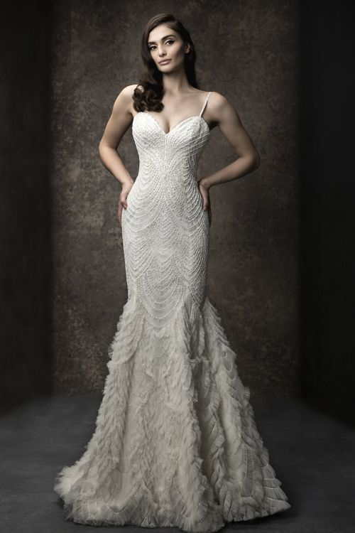 ES864 Marilyn, Enaura Bridal